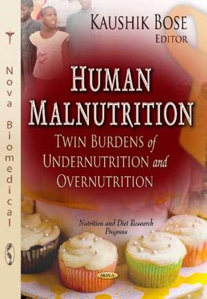 Human Malnutrition