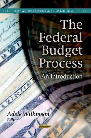 Federal Budget Process imagine