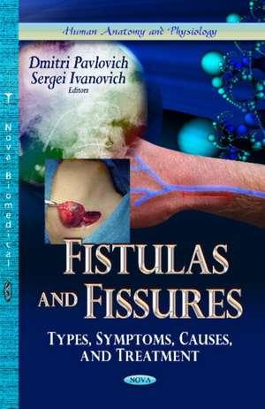 Fistulas and Fissures