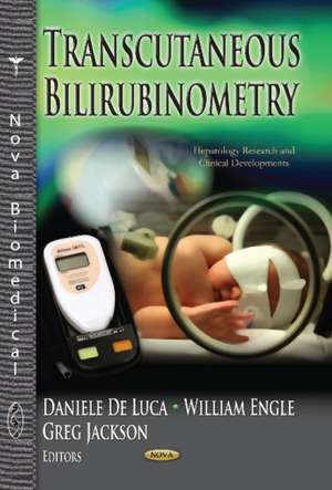 Transcutaneous Bilirubinometry imagine