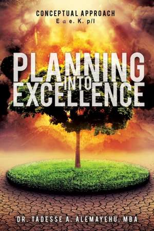 Planning Into Excellence de Dr Tadesse a. Alemayehu Mba