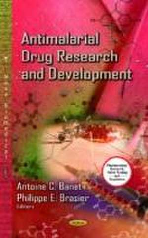 Antimalarial Drug Research and Development