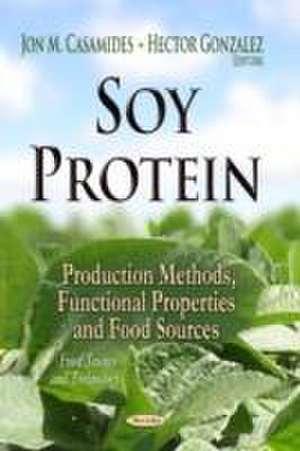 Soy Protein de Hector Gonzalez