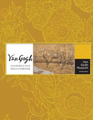 Van Gogh Inspiration Sketchbook de Van Gogh Museum Amsterdam
