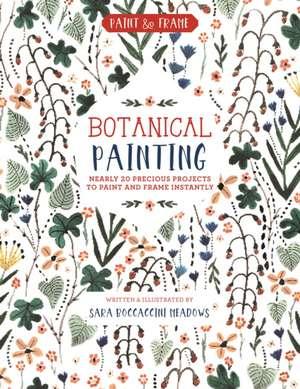 Paint and Frame de Boccaccini Meadows, Sara