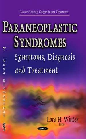Paraneoplastic Syndromes