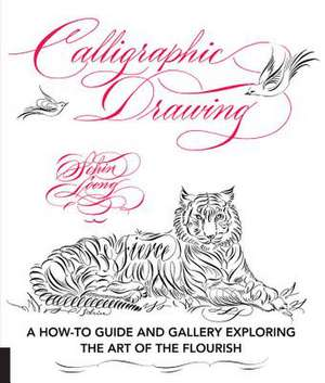 Calligraphic Drawing de Schin Loong