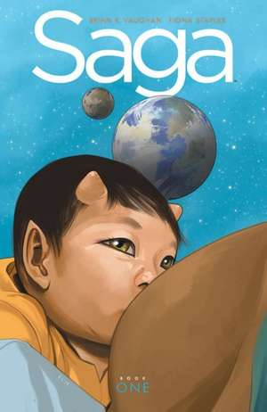 Saga Book One de Brian K. Vaughan