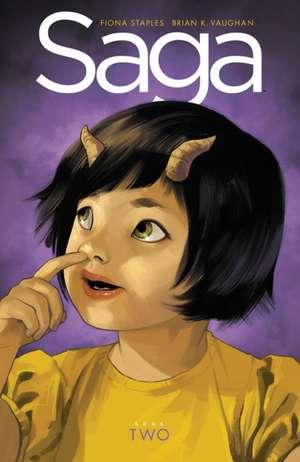 Saga Book Two de Brian K. Vaughan