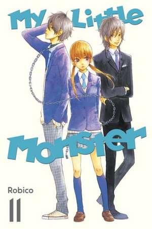 My Little Monster 11 de  Robico