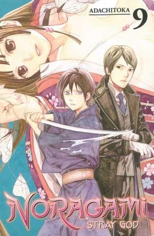 Noragami Volume 9