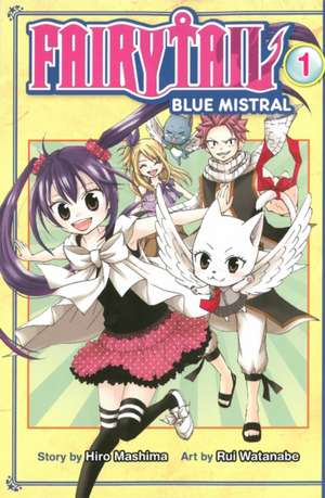 Fairy Tail Blue Mistral