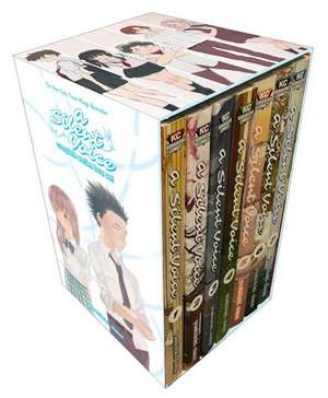 A Silent Voice Complete Box Set