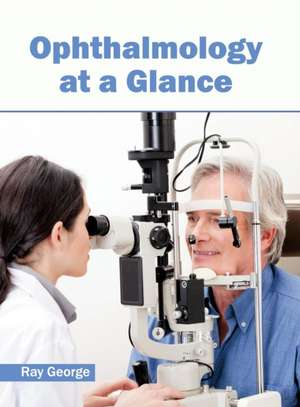 Ophthalmology at a Glance