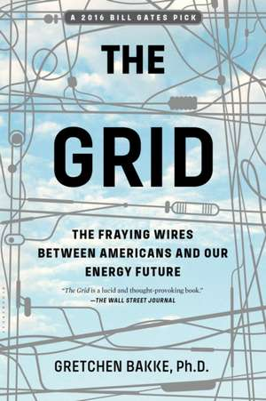 The Grid: The Fraying Wires Between Americans and Our Energy Future de Gretchen Bakke, Ph.D.