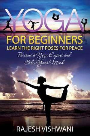 Yoga for Beginners de Rajesh Vishwani