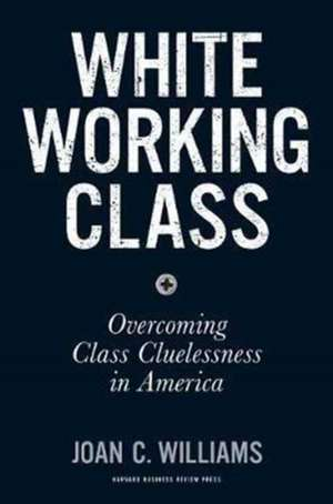 White Working Class imagine