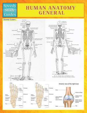 Human Anatomy General (Speedy Study Guides)