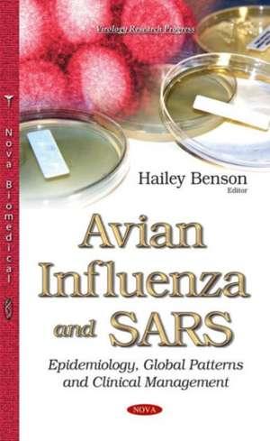 Avian Influenza and SARS imagine