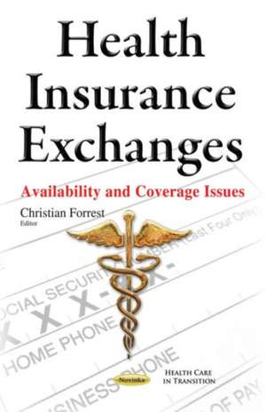 Health Insurance Exchanges imagine