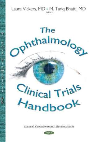 Ophthalmology Clinical Trials Handbook