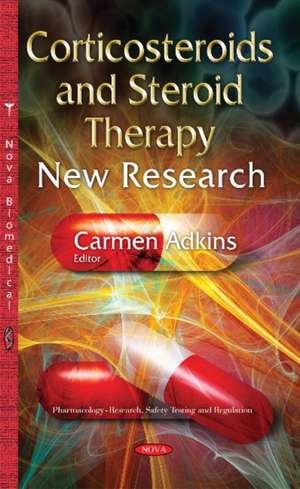 Corticosteroids & Steroid Therapy