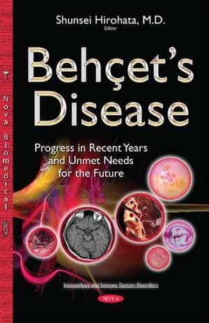 Behets Disease