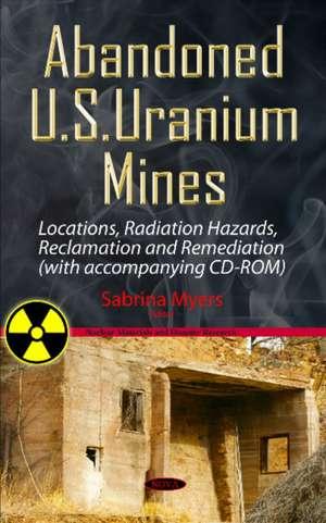 Abandoned U.S. Uranium Mines imagine