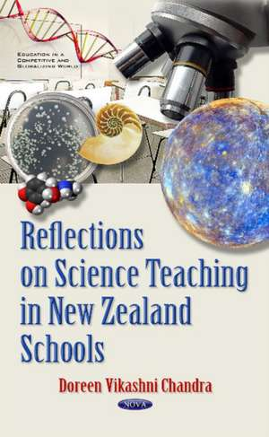 Reflections on Science Teaching in New Zealand Schools imagine