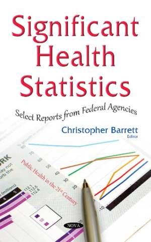 Significant Health Statistics
