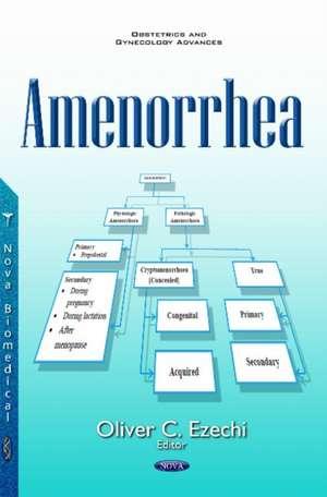 Amenorrhea