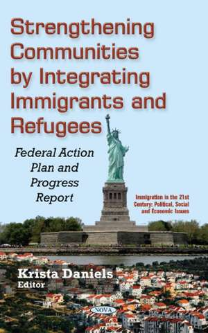 Strengthening Communities by Integrating Immigrants & Refugees imagine