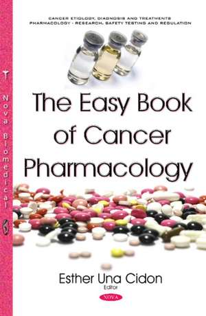 Easy Book of Cancer Pharmacology
