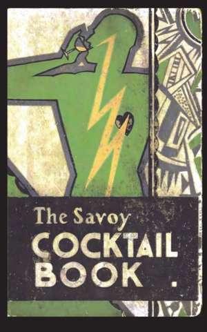 The Savoy Cocktail Book de Harry Craddock
