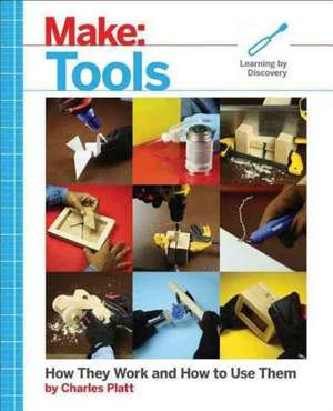 Make: Tools de Charles Platt