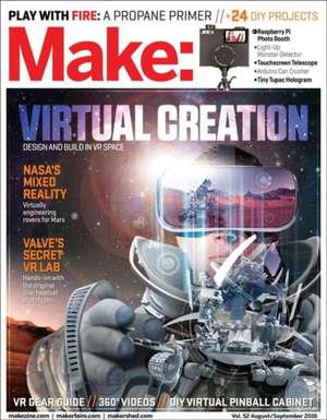 Make: Volume 52 de Mike Senese