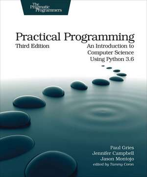 Practical Programming, 3e