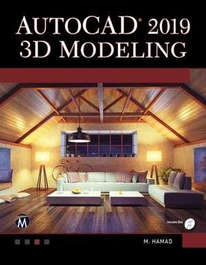 AutoCAD 2019 3D Modeling imagine