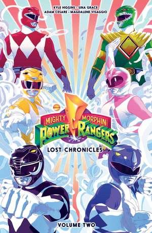 Mighty Morphin Power Rangers: Lost Chronicles Vol. 2  de Kyle Higgins