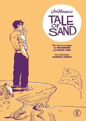 Jim Henson's Tale of Sand de Jim Henson