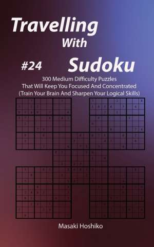 Travelling With Sudoku #24 de Masaki Hoshiko