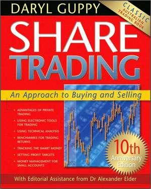 Share Trading de Daryl Guppy