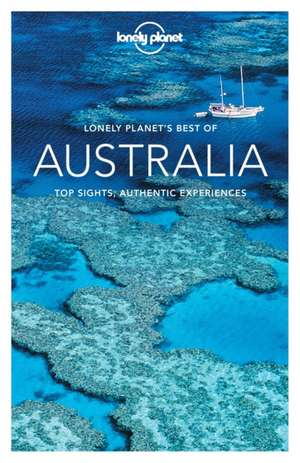 Lonely Planet Best of Australia de Planet Lonely