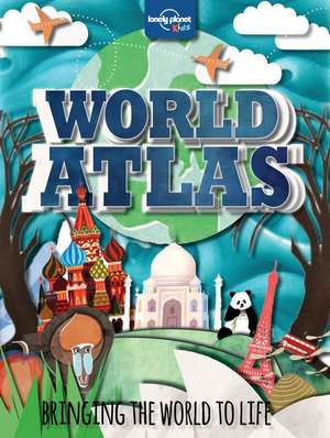 LONELY PLANET KIDS AMAZING WOR