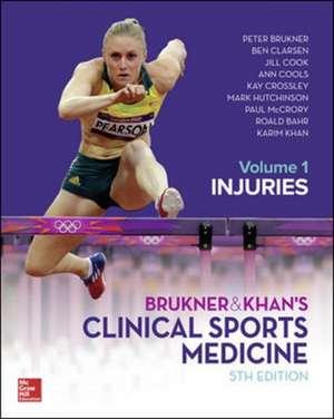Brukner & Khan's clinical sports medicine - injuries