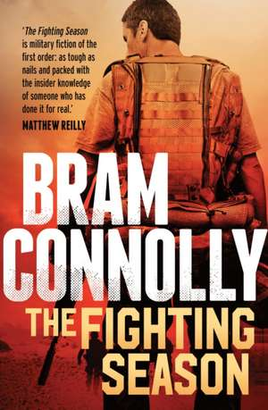 Fighting Season de Bram Connolly