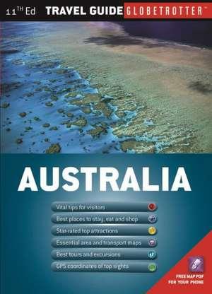 Australia Travel Pack de Bruce Elder