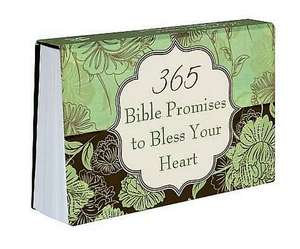 365 Bible Promises To Bless Your Heart Pocket Comp