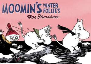 Moomin's Winter Follies de Tove Jansson