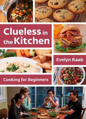 Clueless in the Kitchen: Cooking for Beginners imagine